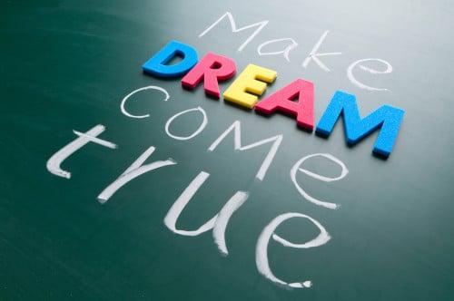 Pianificare la realizzazione dei propri sogni
