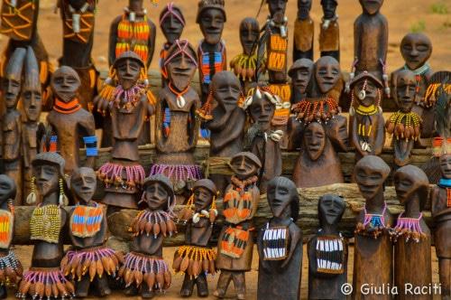 souvenires Etiopia