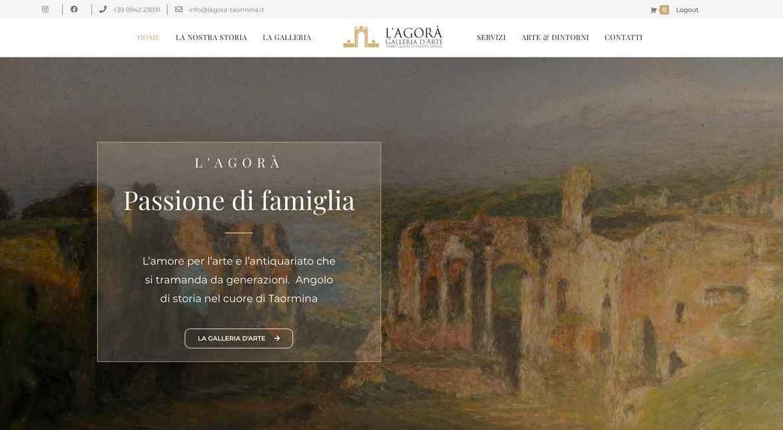L'Agorà Taormina